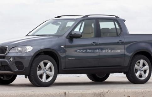 BMW nói không với bán tải