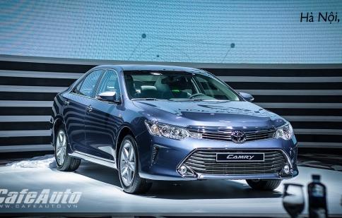 Toyota Việt Nam tăng trưởng 33% trong tháng 4