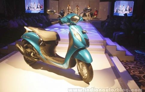 Yamaha ra mắt Fascino giá 18 triệu dành cho giới trẻ
