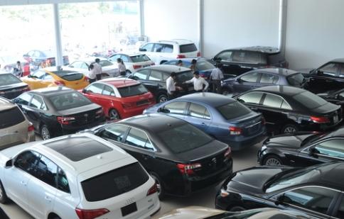Ô tô nhập khẩu nguy cơ tăng giá