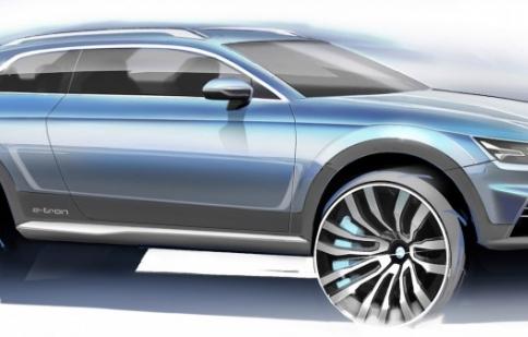 Audi công bố loạt SUV hạng sang cho tương lai