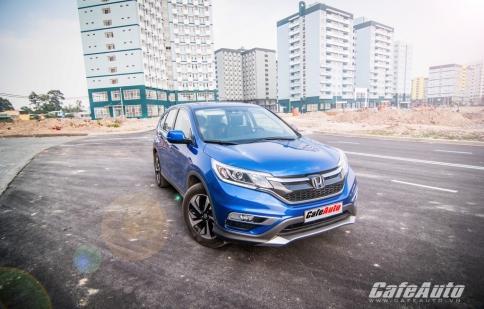 Thêm cơ hội trải nghiệm các dòng xe của Honda Việt Nam