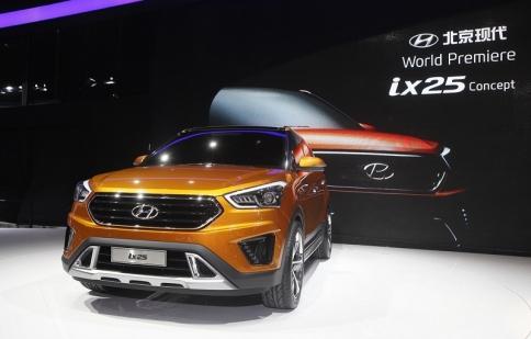 Creta: SUV cỡ nhỏ toàn cầu đầu tiên của Hyundai