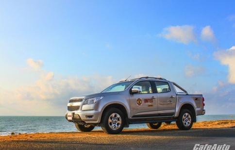 GM Việt Nam thu hồi Colorado do lỗi ngắt mạch