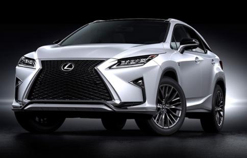 Quá trình chế tác Lexus RX hoàn toàn mới