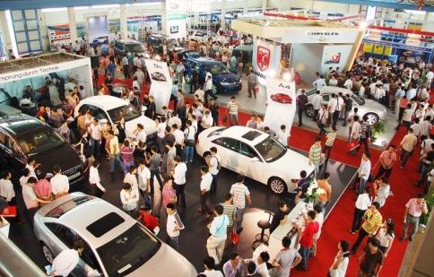 Subaru hứa hẹn sẽ làm nóng Vietnam AutoExpo 2015