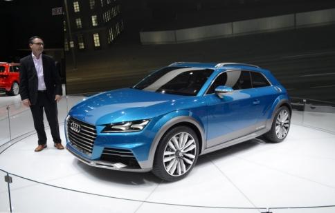 Audi sẽ không sản xuất MPV mà tập trung vào SUV