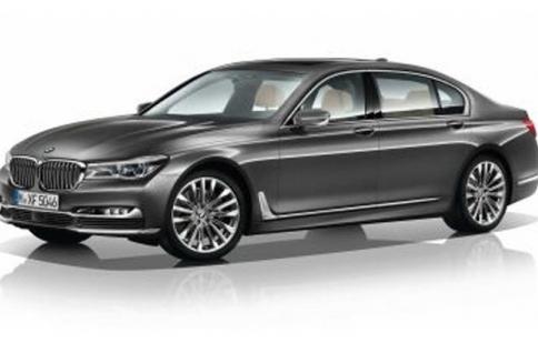 Rò rỉ hình ảnh BMW 7 Series 2016 trước ngày ra mắt