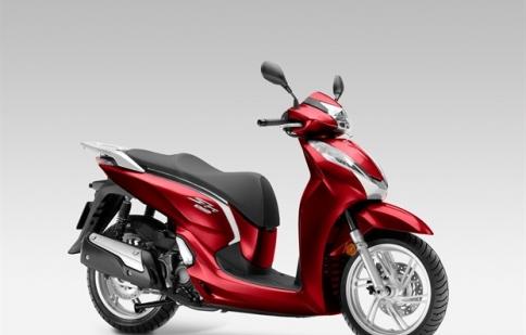 Honda ra mắt SH 300i 2016