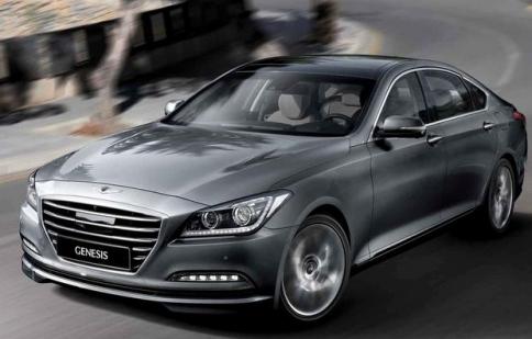Hyundai sẽ sản xuất SUV cỡ lớn dựa trên Genesis