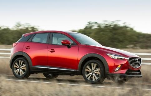 Mazda CX-3 2016 giá từ 17.107 USD