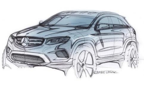 Mercedes GLC-Class ra mắt vào ngày 17 tháng 6 tới