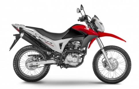 Honda đăng ký sáng chế NXR160 tại châu Âu
