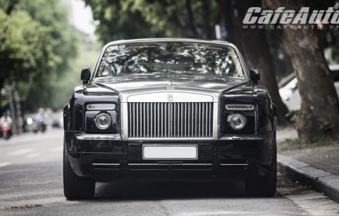"""Vẻ đẹp """"sang chảnh"""" của Rolls-Royce Phantom Coupe duy nhất tại Việt Nam"""
