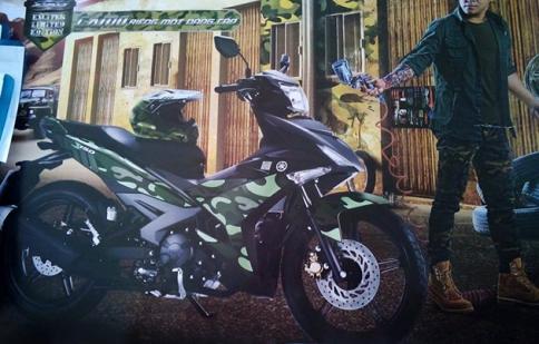 Yamaha sắp ra mắt Exciter 150 phiên bản mới