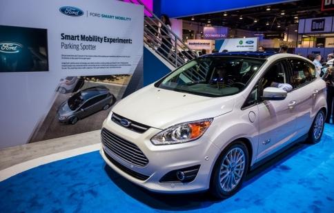 Ford thực thi Kế hoạch Di chuyển Thông minh