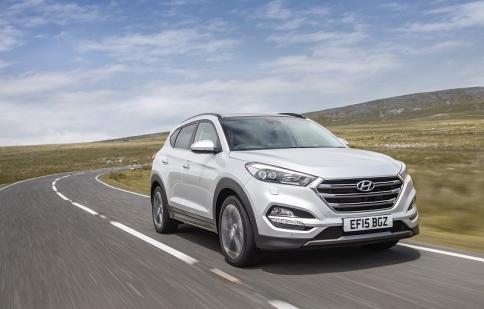 Hyundai công bố giá bán Tucson 2016