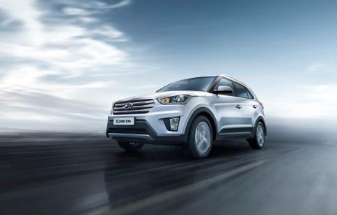 Hyundai Creta ra mắt tại Ấn Độ