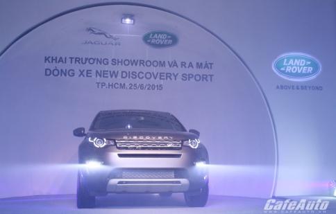 Jaguar Land Rover khai trương showroom thứ 4 tại Việt Nam