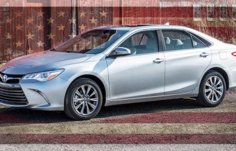 """Toyota Camry 2015 mang """"nhiều chất Mỹ"""" nhất"""