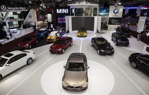 Lần đầu tiên Việt Nam sẽ có triển lãm xe nhập khẩu