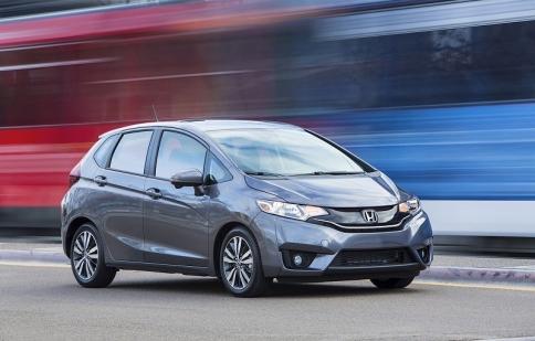 Honda Fit 2016 giá từ 15.790 USD