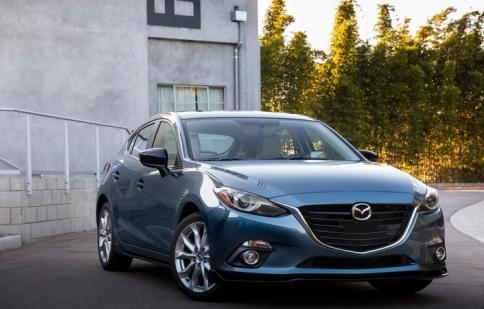 Mazda3 2016 chốt giá từ 18.665 USD