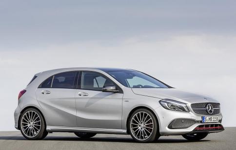 Mercedes - Benz công bố giá bán A-Class 2016