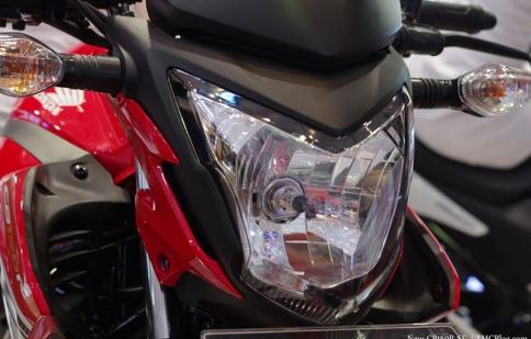 Lộ diện hình ảnh Honda CB150R phiên bản 2016