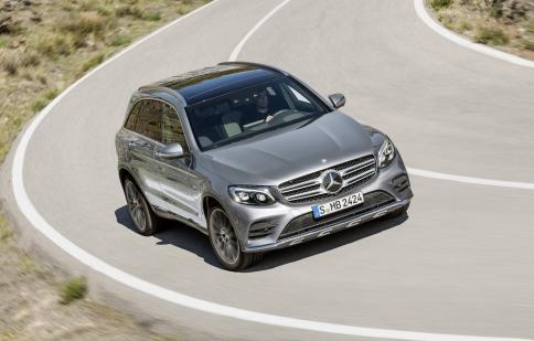 Mercedes Benz tung hình ảnh và thông số đầy đủ của GLC