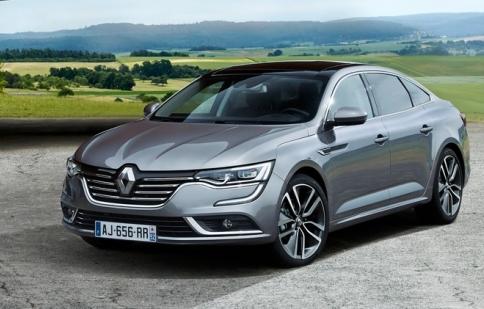 Renault Talisman, câu trả lời của người Pháp với sedan Đức