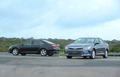 Trong 6 tháng, Toyota bán được 23.031 xe tại Việt Nam