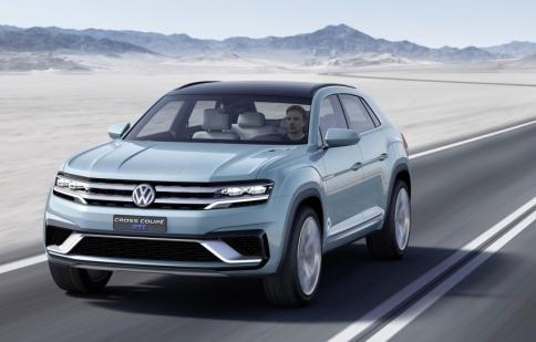 Volkswagen sẽ sản xuất crossover cạnh tranh Honda HR-V