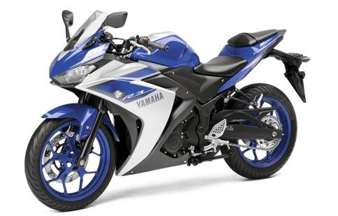 Yamaha R3 ra mắt vào tháng 8 tới tại Ấn Độ