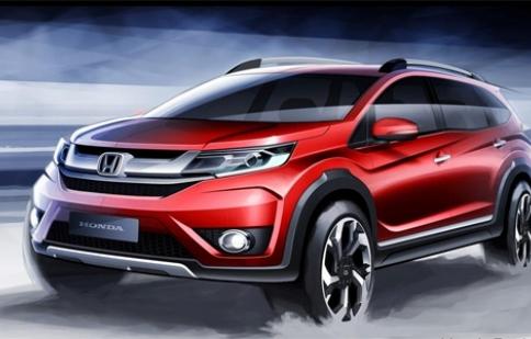 Honda BR-V sẽ có tùy chọn động cơ 1.8L