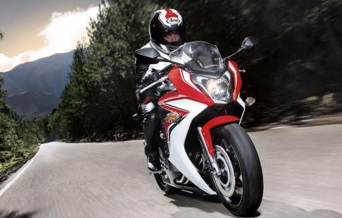 Honda CBR650F 2015 ra mắt vào đầu tháng 8