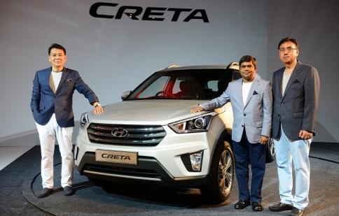 Hyundai Creta giá 294 triệu đồng tại Ấn Độ