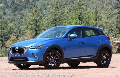 Mazda CX-3 có giá