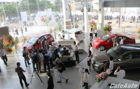 Hyundai Thành Công khai trương đại lý 3S theo chuẩn toàn cầu