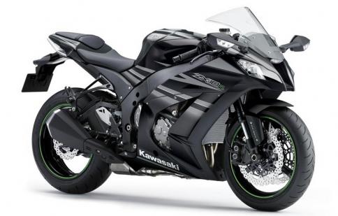 Kawasaki Ninja ZX-10R 2016 sẽ mang nhiều tính năng đường đua hơn
