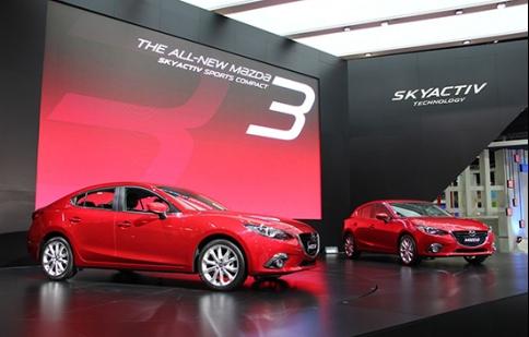 Một số khách hàng Việt 'tố' xe Mazda 3 mới bị lỗi động cơ