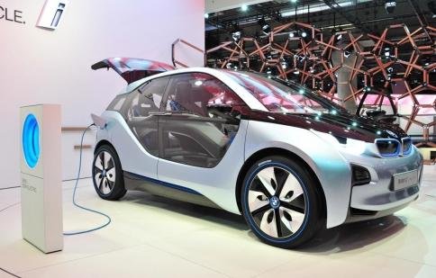 Xe tương lai của Apple sẽ dựa trên BMW i3