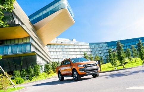 Chưa ra mắt Ford Ranger 2015 đã có giá bán tại Việt Nam