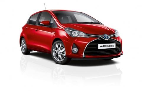 Toyota Yaris Hybrid giới thiệu bản Active và Sport