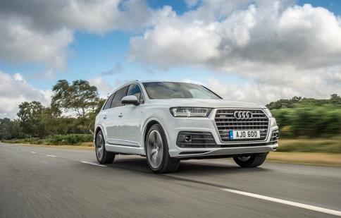 Audi giới thiệu phiên bản Q7 giá rẻ tại Anh