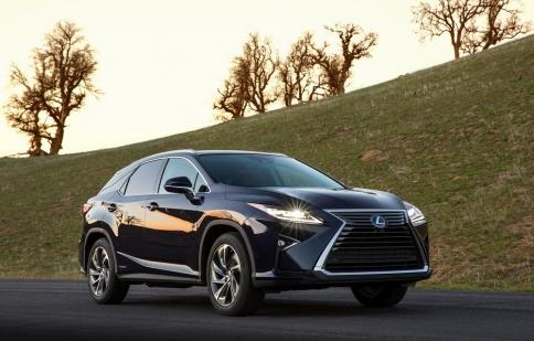Lexus chuẩn bị ra mắt SUV cao cấp mới