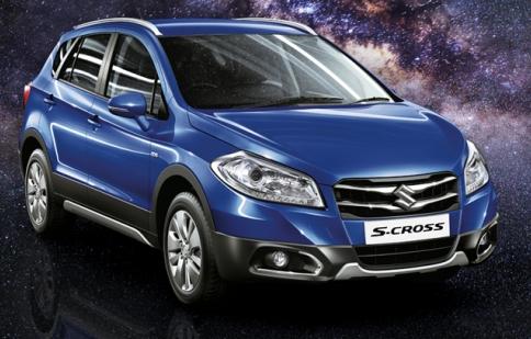 Suzuki ra mắt Crossover giá rẻ tại Ấn Độ