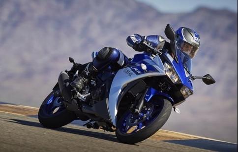Yamaha R3 2015 chính thức ra mắt, giá 108 triệu đồng