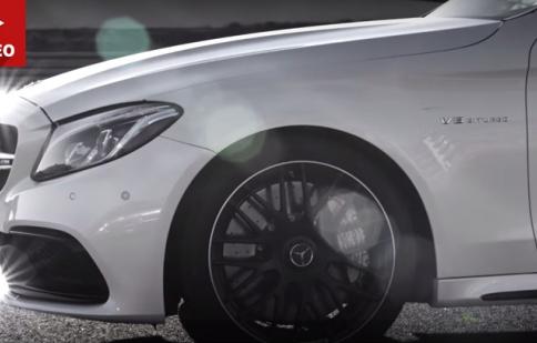 Mercedes-AMG C63 S Coupe 2017 lộ diện qua video teaser