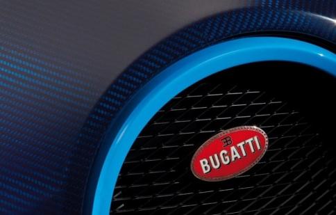 Bugatti Chiron có giá lên tới 2.5 triệu USD